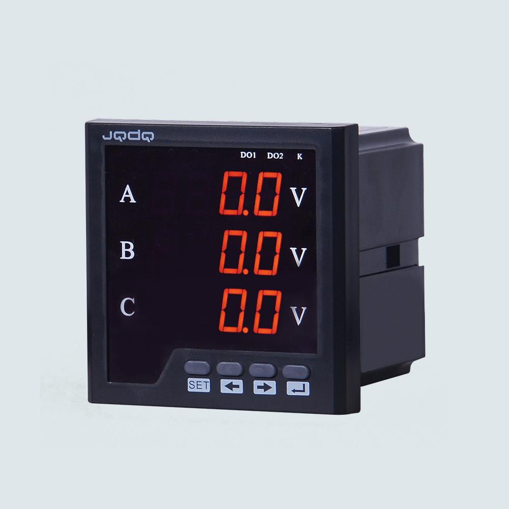 可編程  智能數顯電壓表